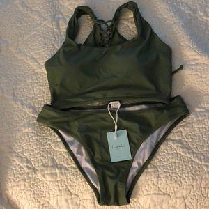 Size Med Cupshe bikini